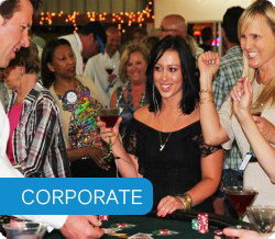 Santa Barbara Casino Parties, Casino Nights, AMS Entertainment